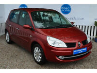 RENAULT SCENIC Can't get car finance? Bad credit, unemployed? We can help!