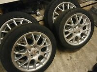 MG ZR 16 in alloys for sale
