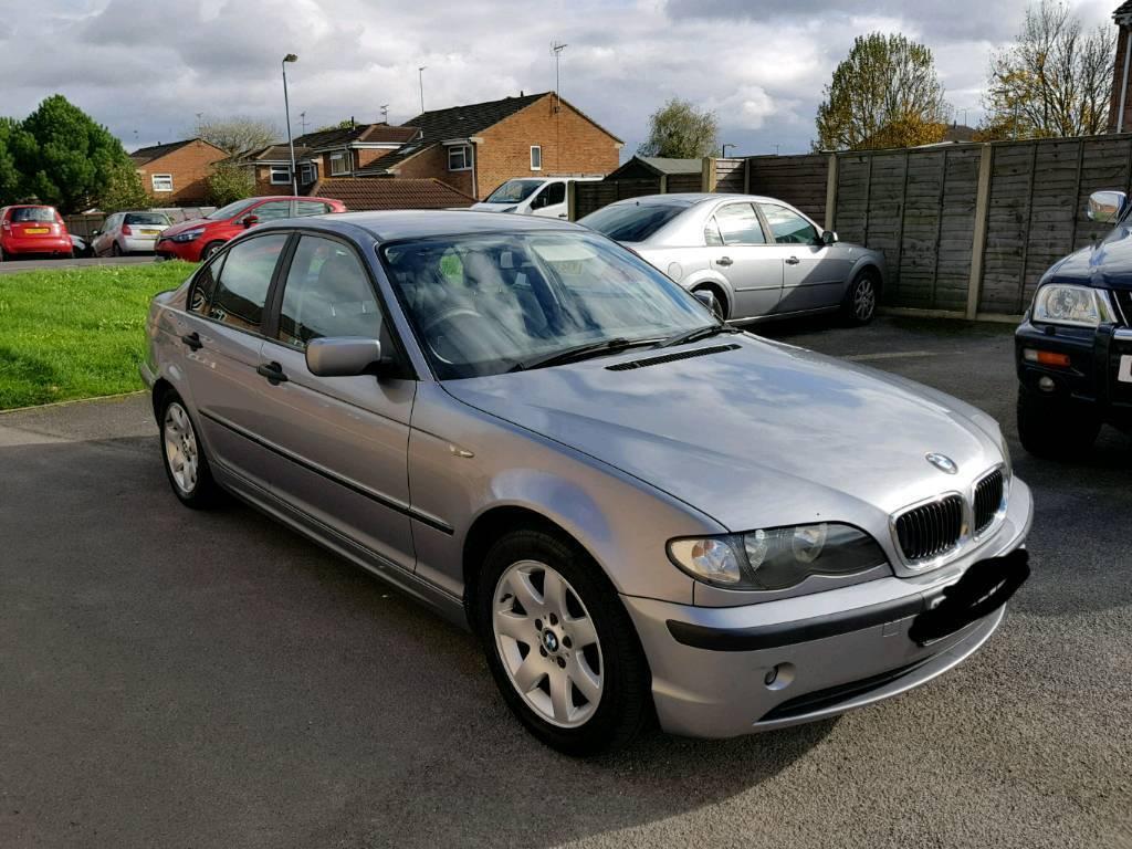 BMW 320d 2ltr Diesel