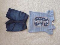 Boys summer clothes bundle 12-18 months VGC
