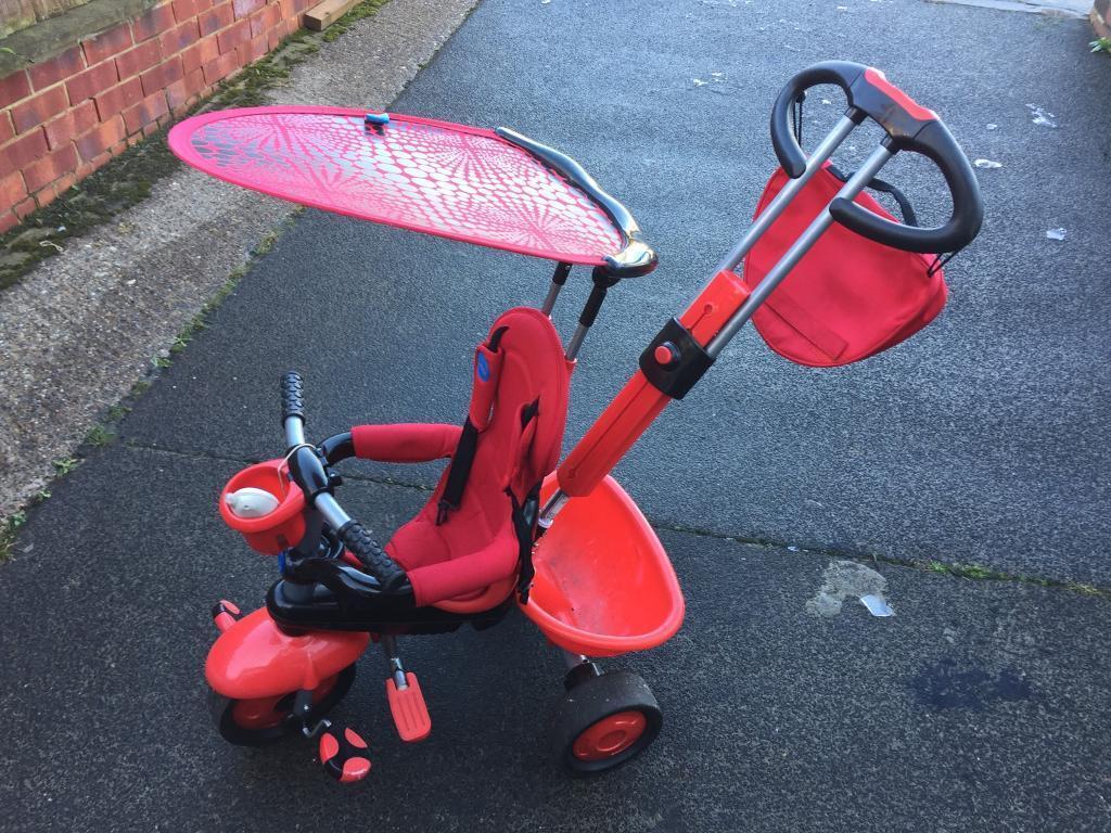 SmarTrike Ladybird 3in1 Trike RRP£80