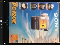 Sony mini DV handycam