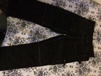Heavy duty multi pocket work trousers