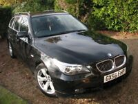 For sale BMW 525. Great drive. Loads of space