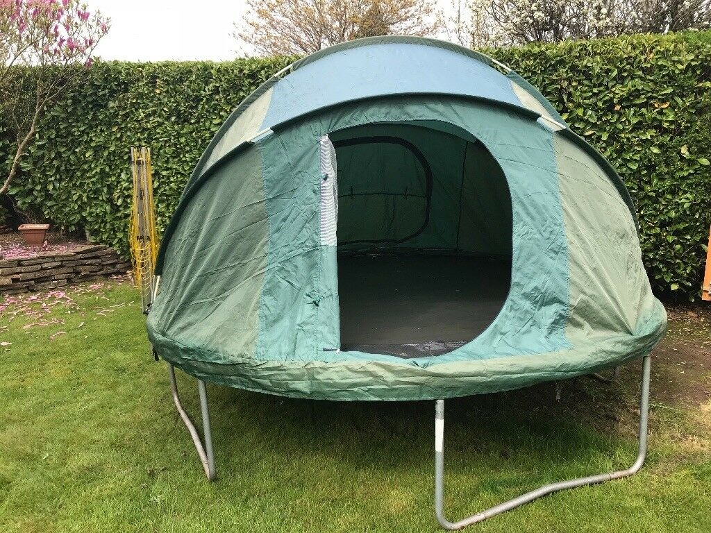 10ft Trampoline Tent In Newport Gumtree
