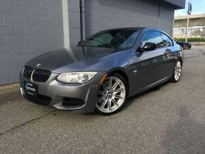 2011 BMW 335is Coupe! 6 Speed Manual! Navigation! MINT!
