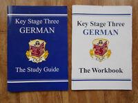 KS3 CGP German Study Guide and Workbook
