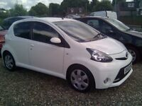2013 Toyota Aygo Mode, Only 10000 MILES, FULL MOT, EXCELLENT CONDITION