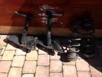 Citroen berlingo pegeout partner wheel hub suspension