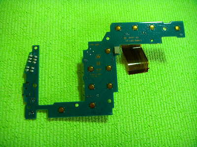 GENUINE SONY HDR-CX900 REAR CONTROL BOARD PART FOR REPAIR