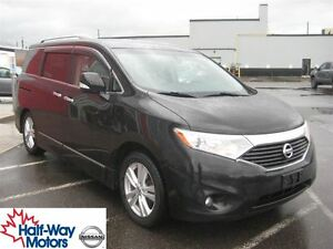 2012 Nissan Quest 3.5 LE | All-Equipped!