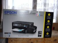epson all in one printer/scanner