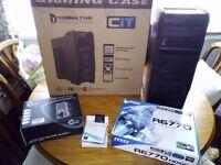 Custom Dominator PC - Intel i3 cpu - 8GB Memory - Msi HD6770 Gfx -Wifi