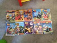 Bob The Builder, 10 DVDs