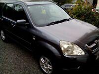 Honda, CR-V, Estate, 2004, Manual, 1998 (cc), 5 doors