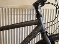 "Men's Ridgeback Velocity 17"" Hybrid Bicycle"