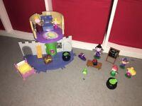 Ben & holly castle & magic school playset