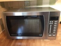 Panasonic NN-ST479 27L Microwave Oven, 1.5 years old