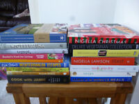 COOKERY BOOKS - TOP AUTHORS