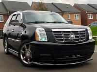 Cadillac escalade 6.2 engine 2006 heavy duty SUV