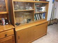 Pine Bookcase for sale