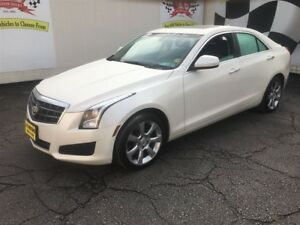 2014 Cadillac ATS Automatic, Sunroof, AWD, Only 55,000km