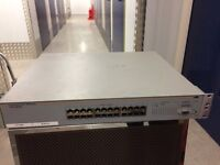 Network Switch centre com 8124 XL - Collection Only