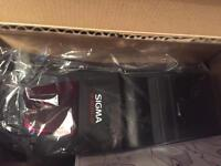Sigma EF-610 DG ST Hot Shoe Flash for Canon Dslr £100ono