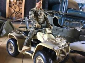 HM Armed Forces Set With Soldiers (Action Man)
