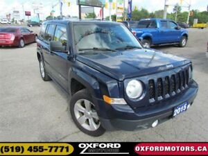 2015 Jeep Patriot Sport | 4X4 | ROOF