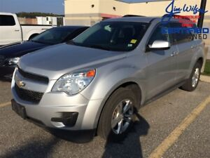 2015 Chevrolet Equinox LT HEATED SEATS REAR CAMERA ONE OWNER!!!