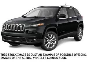 2017 Jeep Cherokee NEW CAR Limited|4x4|V6|SafetyTec,Tech,LuxuryP