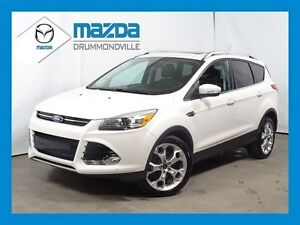 2014 Ford Escape TITANIUM+NAV+AWD+ECO BOOST++NAV+CUIR+TOIT PANOR