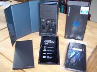 Samsung Galaxy S8 64GB Memory 4G Ram Midnight Black Brand New UNLOCKED