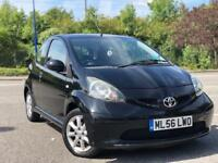 Toyota Aygo 1.0 VVT-i 2006 Black **Only £20 Road Tax**
