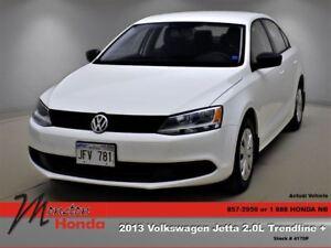 2013 Volkswagen Jetta 2.0L Trendline+ (A6)