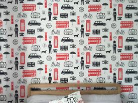 London Wallpaper, 15m