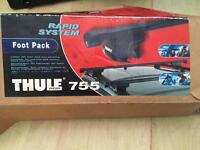 Thule rapid system foot pack 755
