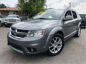 2012 Dodge Journey SXT & Crew 5 PASSENGER 4 NEW TIRES