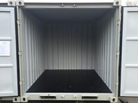 Secure Storage Lockup (58 sq.ft/4.7m2). New & Insulated - Suit contents of 1 Bed Flat.