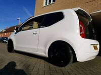 Volkswagen up. Vw up! Low milege. Cheap tax. Modified. Cheap to run. Price drop. Bargain.