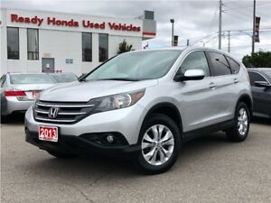 2013 Honda CR-V EX - Roof - Alloys - Rear Camera