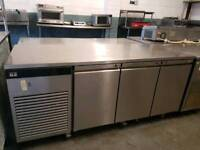 foster G2 commercial prep fridge,williams,freezer,catering equipment