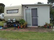 On Site Caravan with hard annex. Reduced.. Centennial Park Albany Area Preview