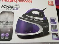 MORPHY RICHARDS STEAMELITE