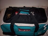 "MAKITA HOLDALL LXT + LOADS MORE OF MAKITA TOOLS FOR SALE "" ALL NEW"""
