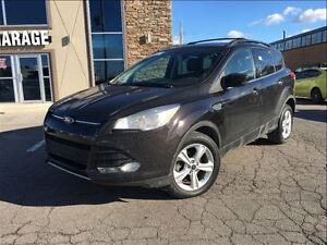 2013 Ford Escape SE NAVIGATION LEATHER MOON ROOF