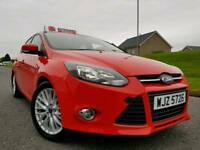Sep 2014 Ford Focus Zetec 1.0 Turbo! Appearance Pack! FFSH! Only £20 ROAD TAX! Finance/Warranty