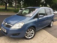 Vauxhall Zafira , diesel , automatic in very good condition,for domestic use only.