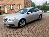 2011 VAUXHALL INSIGNIA 2.0 DIESEL, FULL SERVICE HISTORY, MOT 10 MONTHS, LOW MILEAGE
